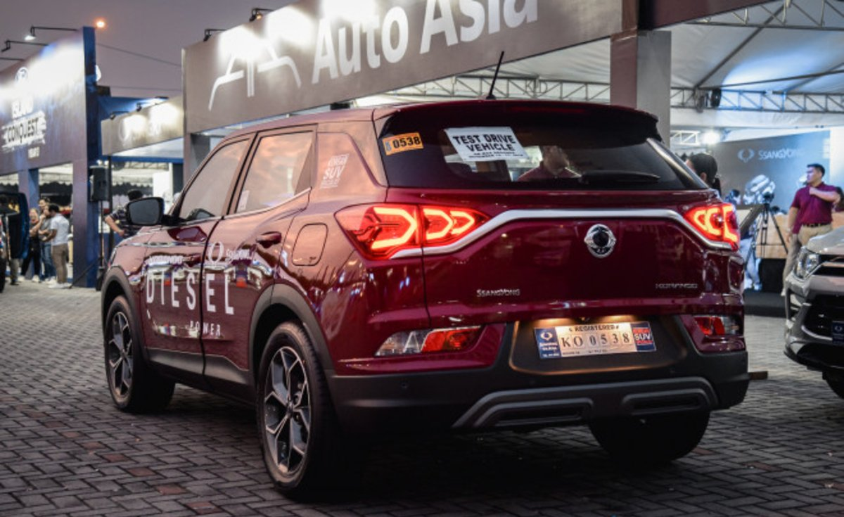 SUV Hàn quốc Ssangyong Korando 2020 vẫn tròn nhưng lọt tròng mắt hơn