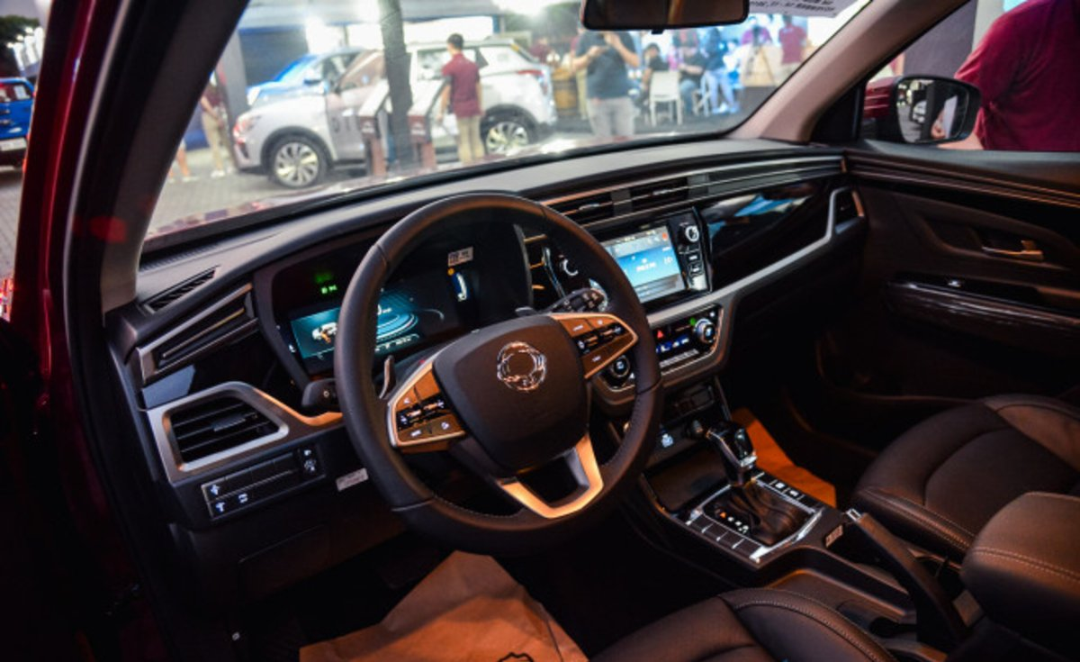 SUV Hàn quốc Ssangyong Korando 2020 tích hợp lối tạo hình hiện đại, góc cạnh
