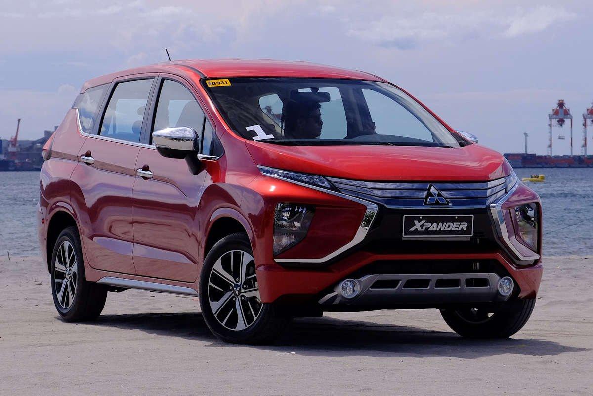 Mitsubishi Xpander.