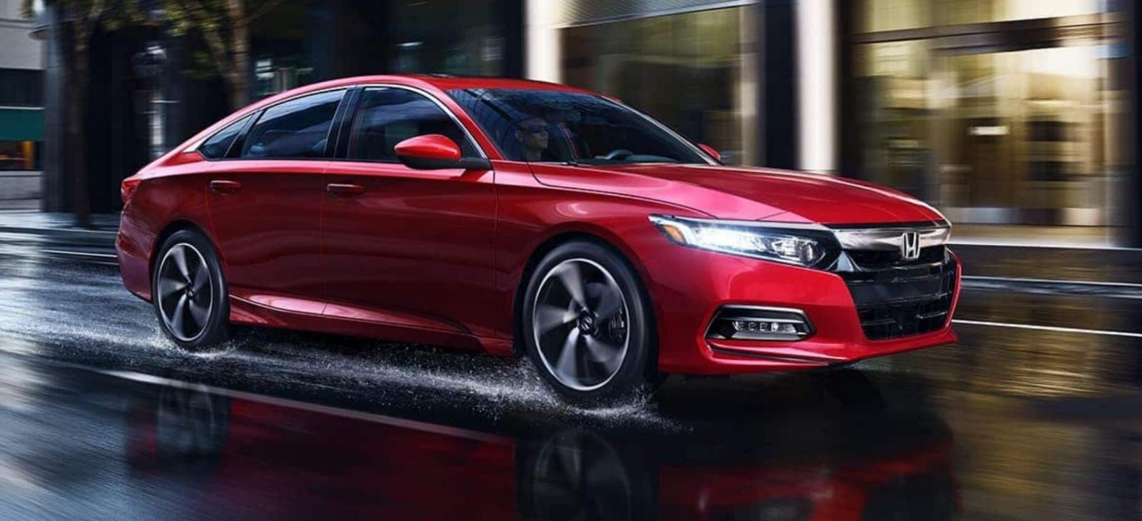 Honda Accord cuốn hút trong từng đường nét thiết kế