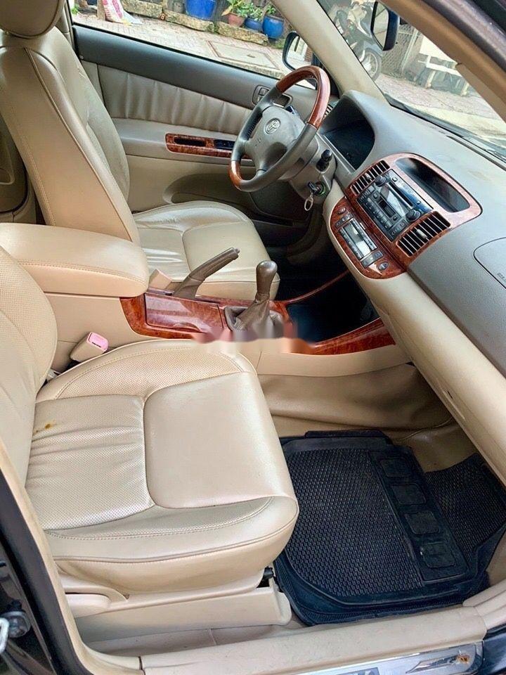 Cần bán xe Toyota Camry đời 2005, xe giá thấp, chính chủ sử dụng còn mới, động cơ ổn định (5)