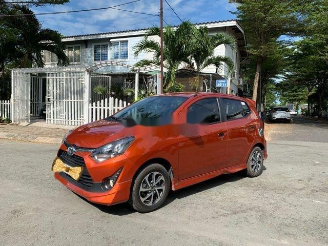 Bán Toyota Wigo 1.2 MT sản xuất năm 2019, nhập khẩu, xe gái thấp, giao nhanh (2)