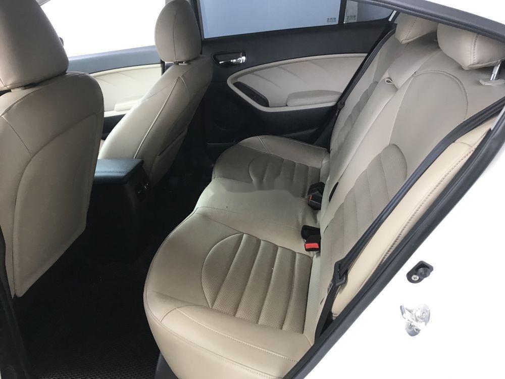 Bán xe Kia Cerato năm sản xuất 2018, màu trắng   (7)