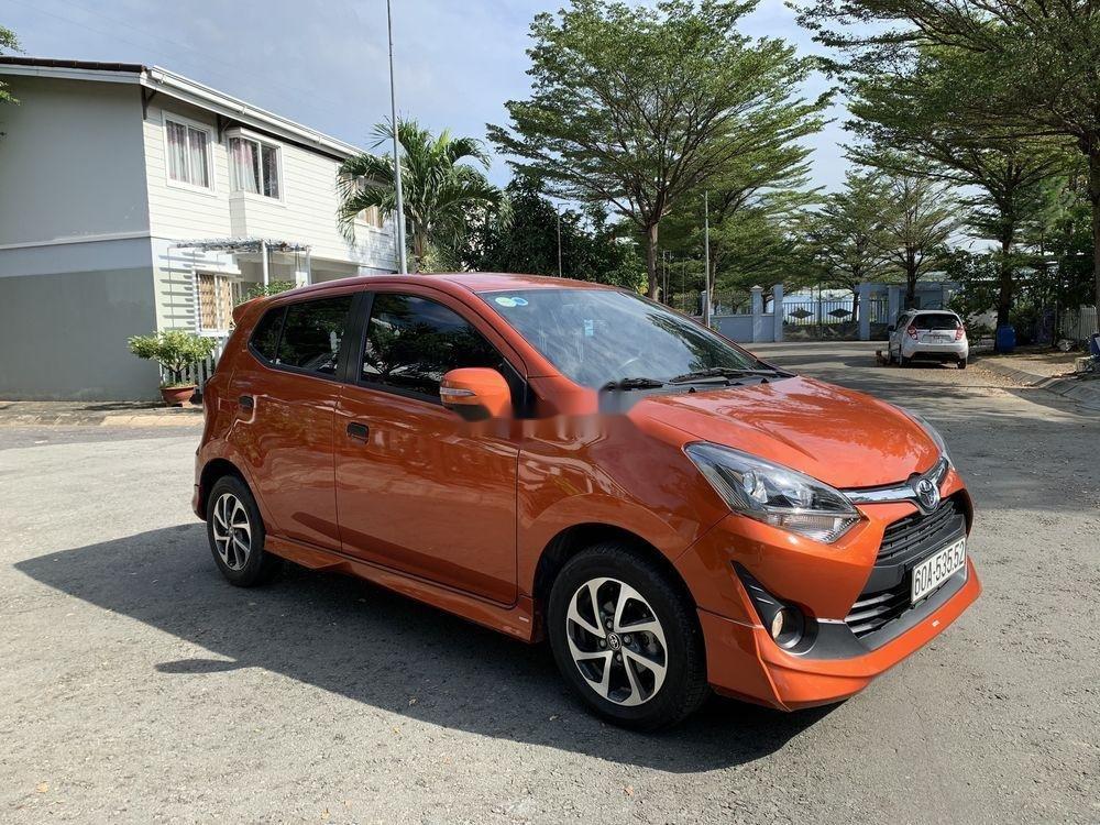 Bán Toyota Wigo 1.2 MT sản xuất năm 2019, nhập khẩu, xe gái thấp, giao nhanh (9)