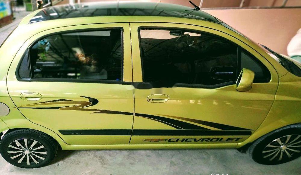 Bán Chevrolet Spark đời 2009, nhập khẩu nguyên chiếc, giá chỉ 109 triệu (4)