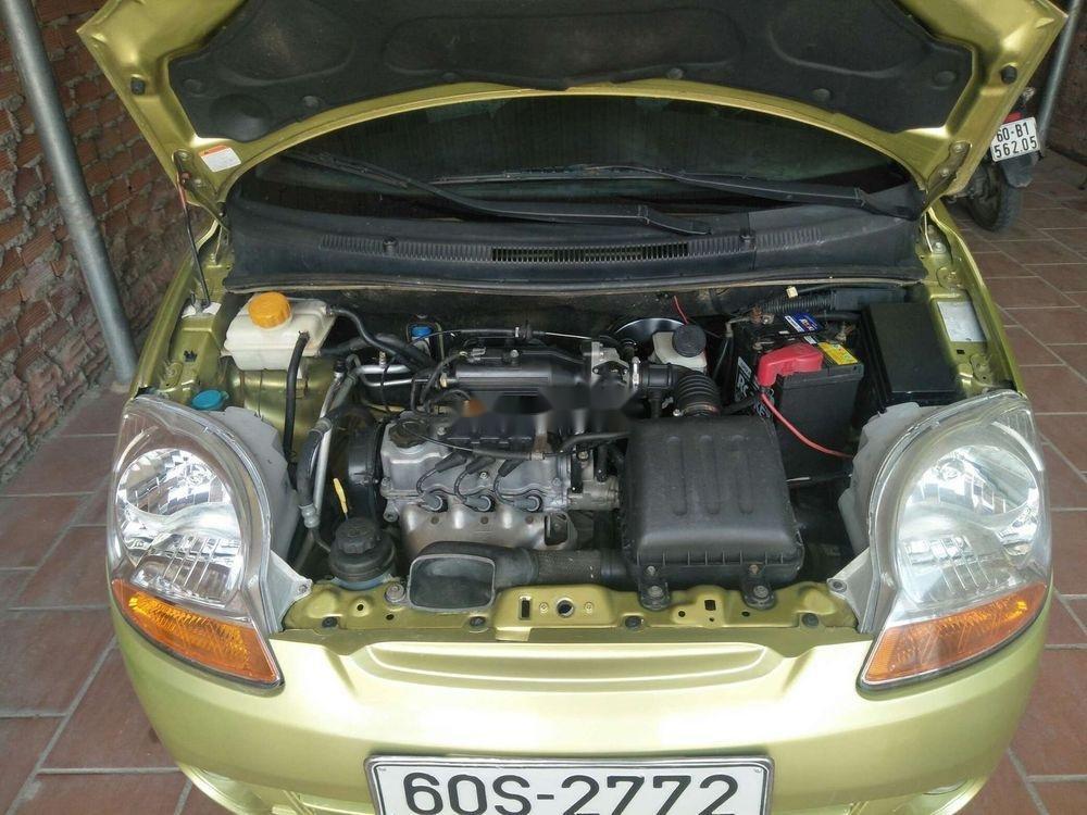 Cần bán xe Chevrolet Spark sản xuất 2009, giá tốt (8)