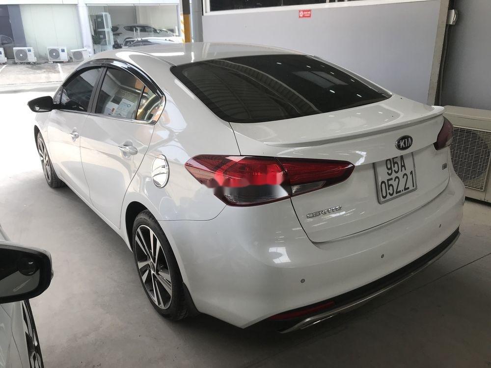 Bán xe Kia Cerato năm sản xuất 2018, màu trắng   (4)