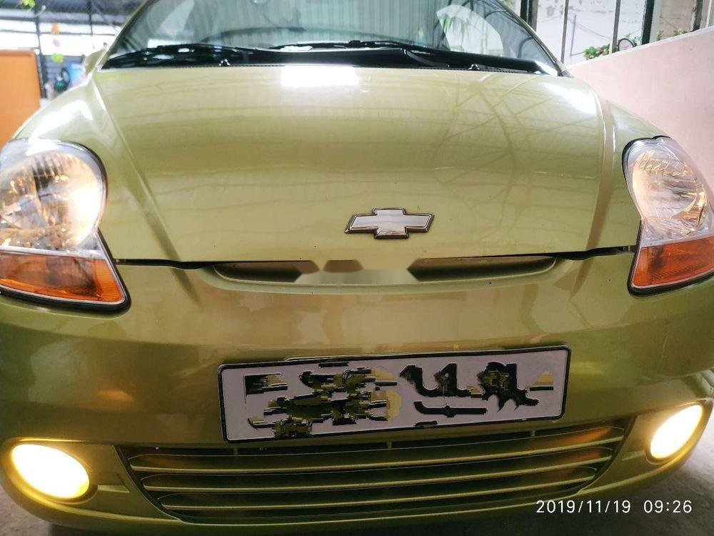 Bán Chevrolet Spark đời 2009, nhập khẩu nguyên chiếc, giá chỉ 109 triệu (5)