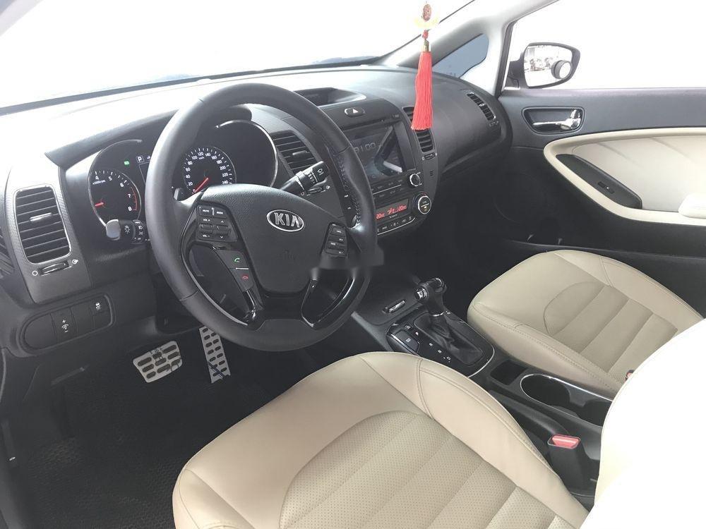 Bán xe Kia Cerato năm sản xuất 2018, màu trắng   (5)