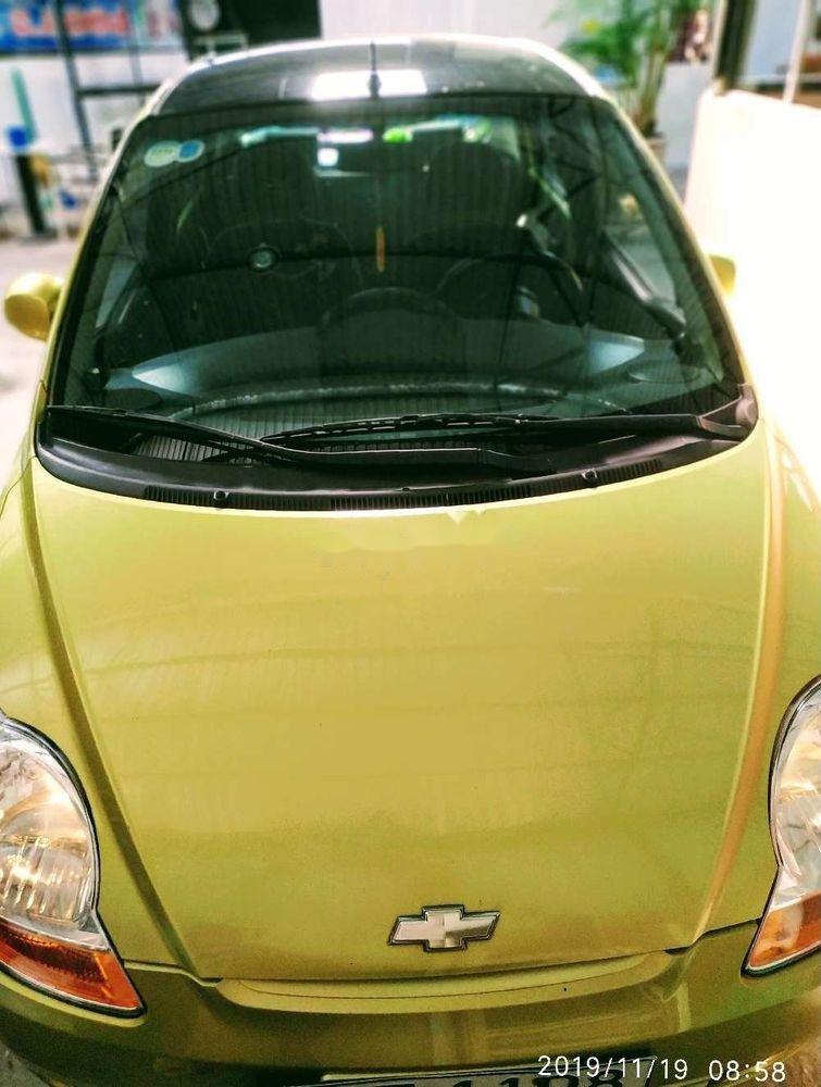 Bán Chevrolet Spark đời 2009, nhập khẩu nguyên chiếc, giá chỉ 109 triệu (1)