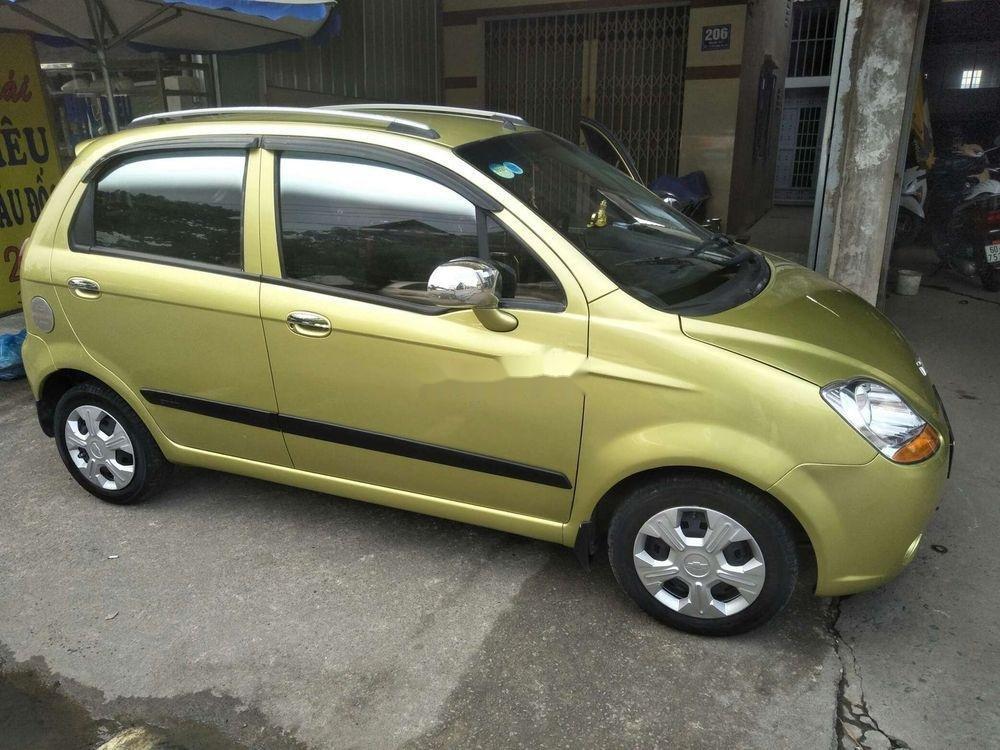 Cần bán xe Chevrolet Spark sản xuất 2009, giá tốt (1)