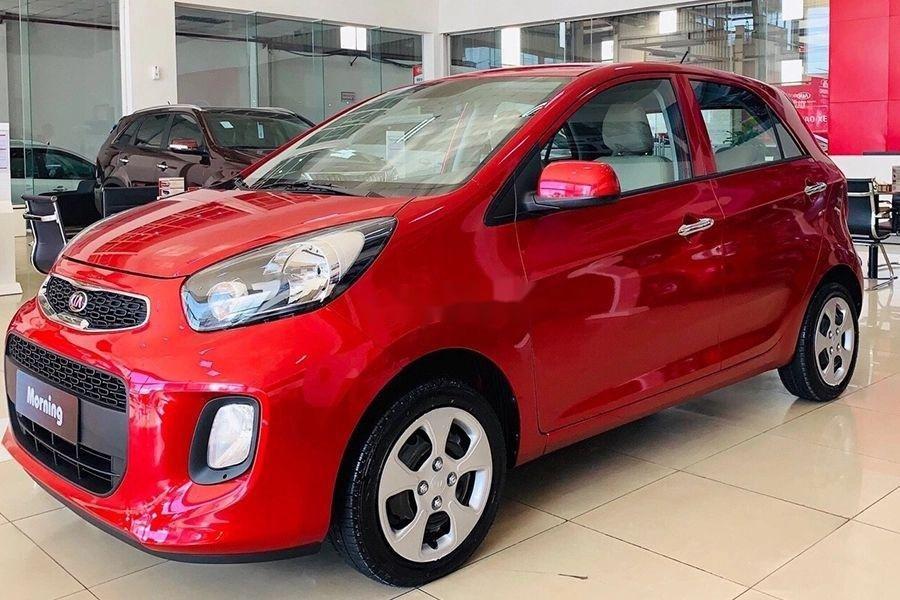 Bán xe Kia Morning năm 2019, màu đỏ. Ưu đãi hấp (1)