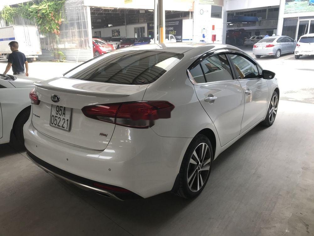 Bán xe Kia Cerato năm sản xuất 2018, màu trắng   (3)