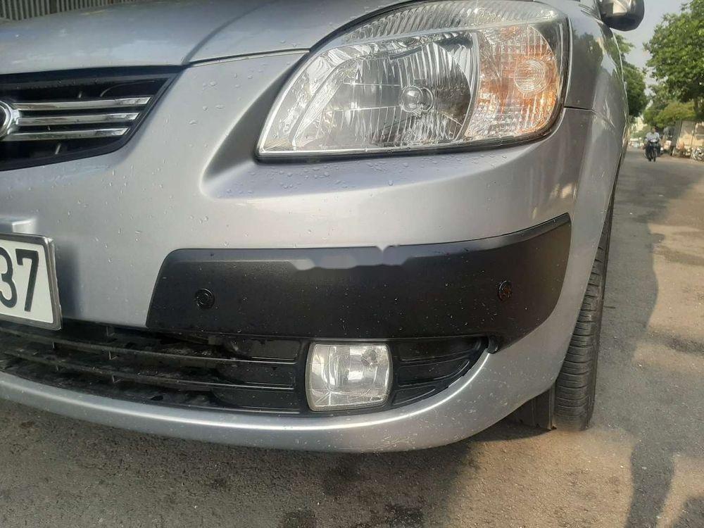Cần bán Kia Rio sản xuất 2008, xe nhập, một đời chủ duy nhất, động cơ ổn định  (5)