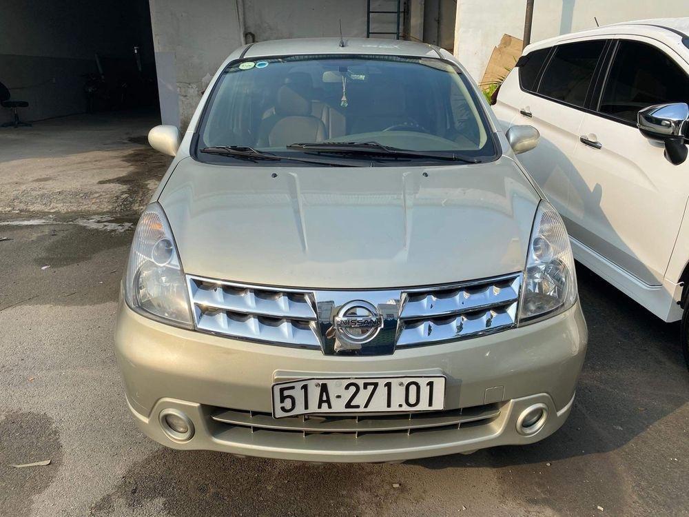 Bán Nissan Livina 2011, màu vàng, xe nhập số tự động, 325tr (1)