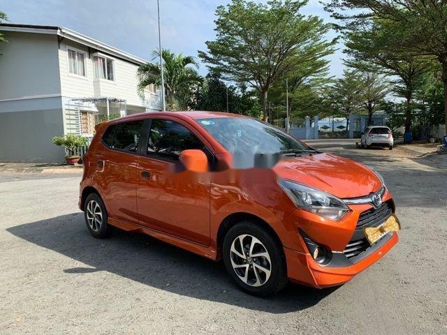 Bán Toyota Wigo 1.2 MT sản xuất năm 2019, nhập khẩu, xe gái thấp, giao nhanh (3)