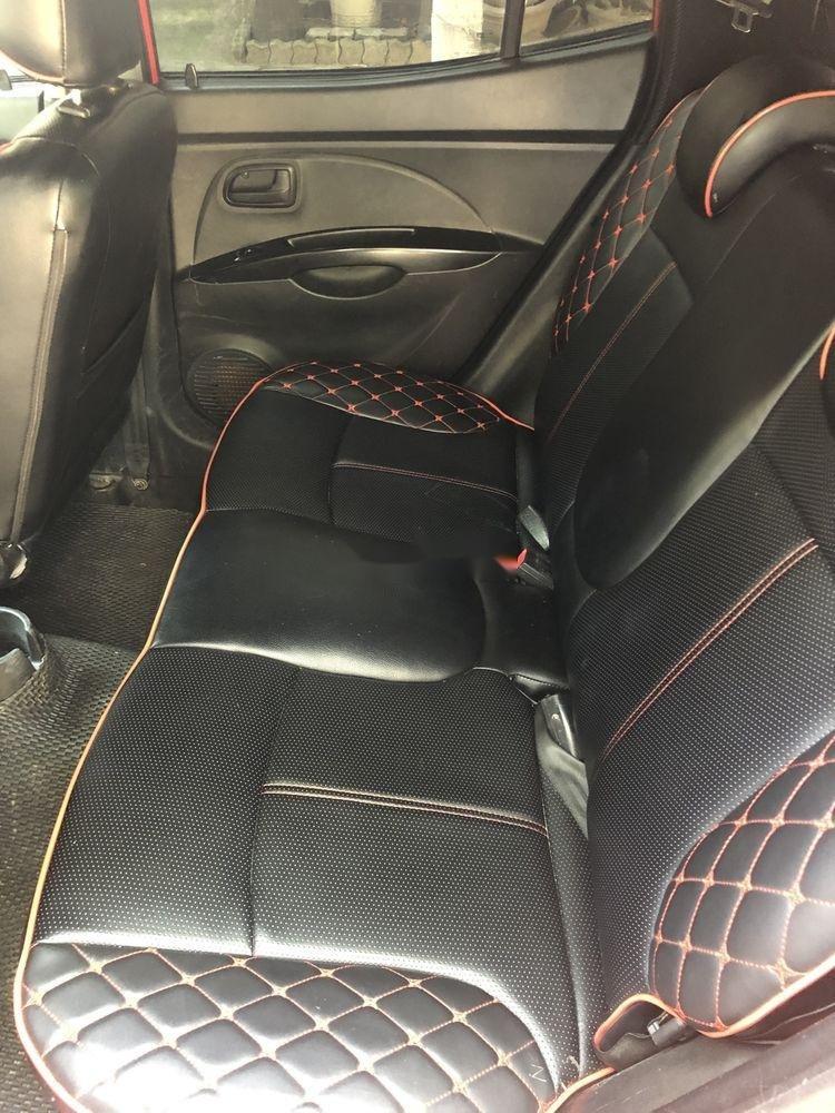 Cần bán lại xe Kia Morning 2012, màu đỏ còn mới, giá tốt (5)