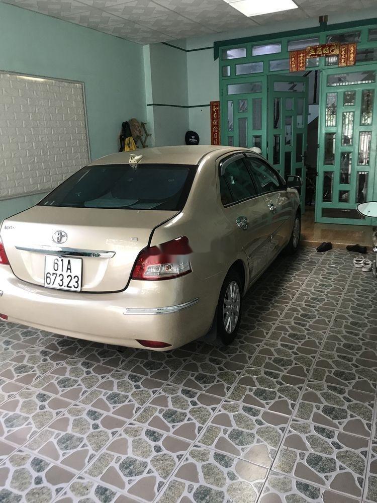 Cần bán xe Toyota Vios đời 2010, xe nhập, giá 265tr (1)