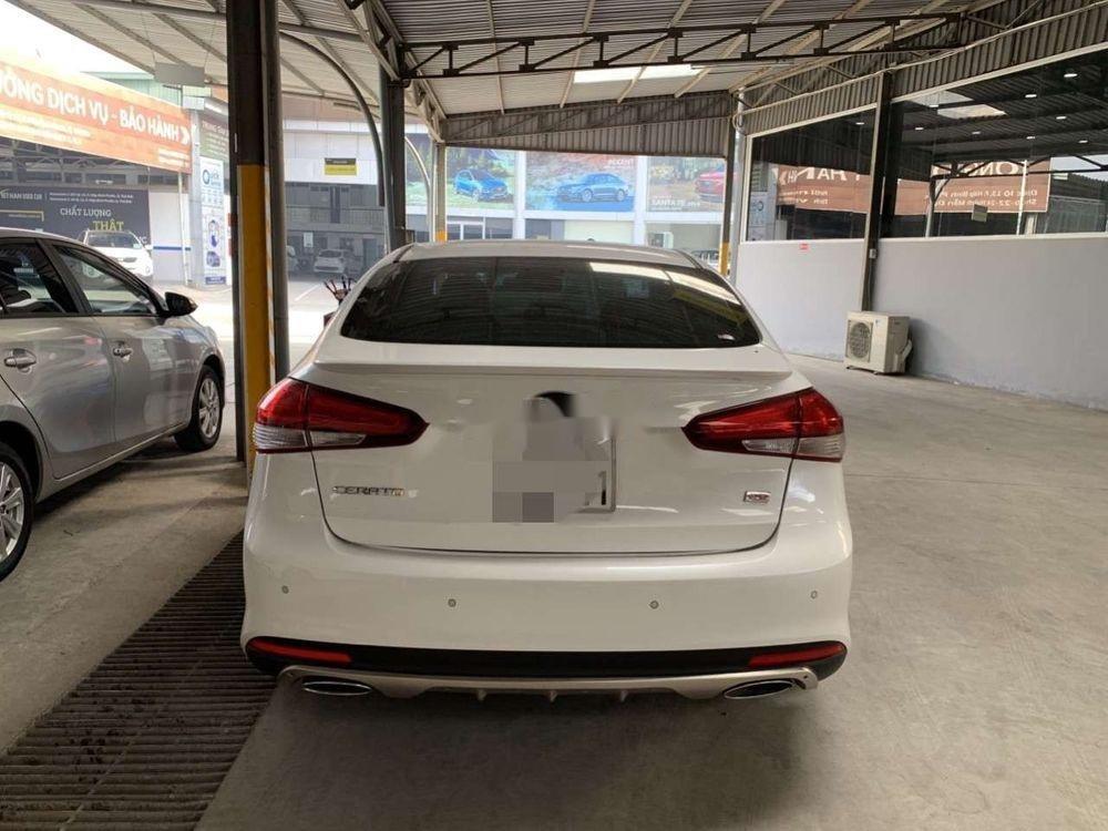 Bán xe Kia Cerato 2.0AT năm 2018, màu trắng số tự động, xe lướt (3)