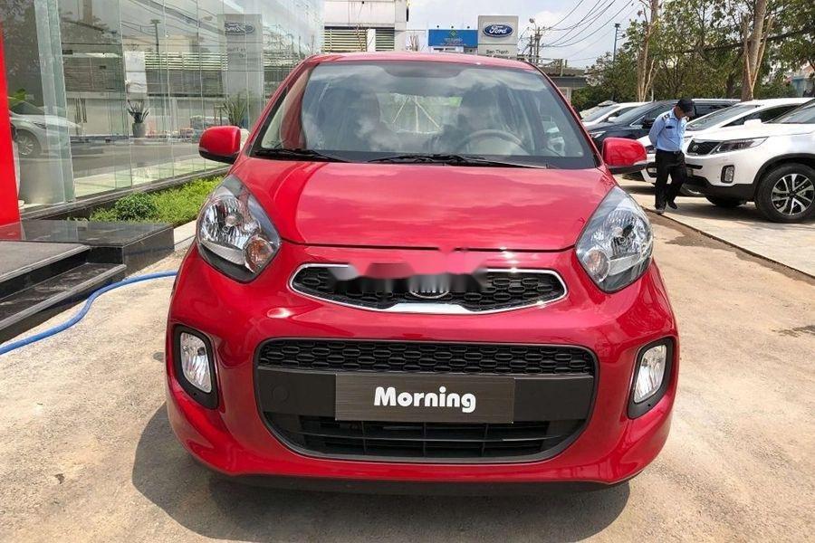 Bán xe Kia Morning năm 2019, màu đỏ. Ưu đãi hấp (3)
