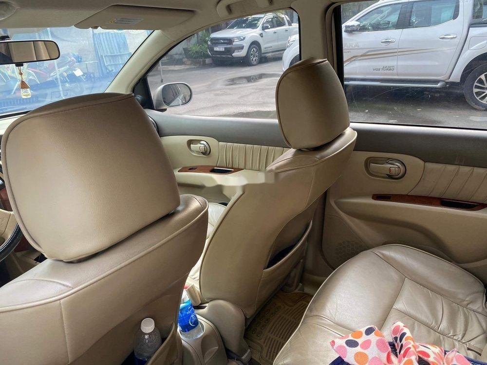 Bán Nissan Livina 2011, màu vàng, xe nhập số tự động, 325tr (8)