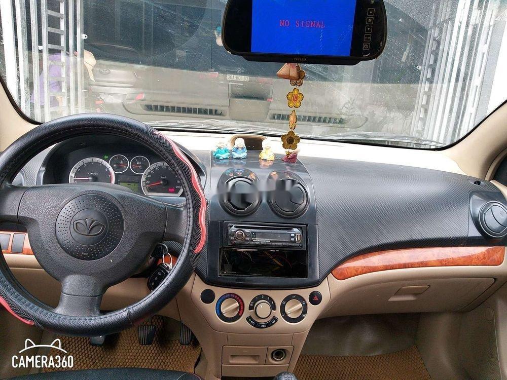 Bán Daewoo Gentra năm 2008, màu vàng còn mới (4)