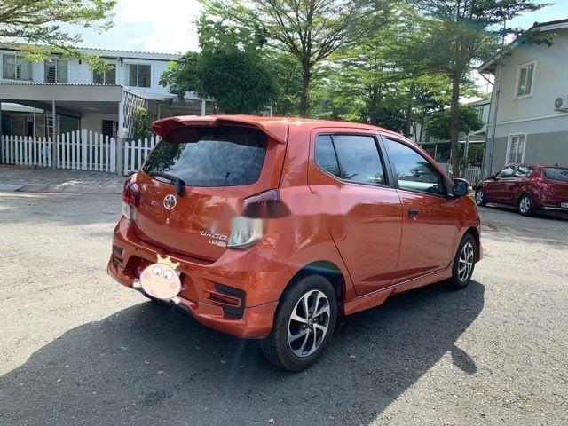 Bán Toyota Wigo 1.2 MT sản xuất năm 2019, nhập khẩu, xe gái thấp, giao nhanh (4)