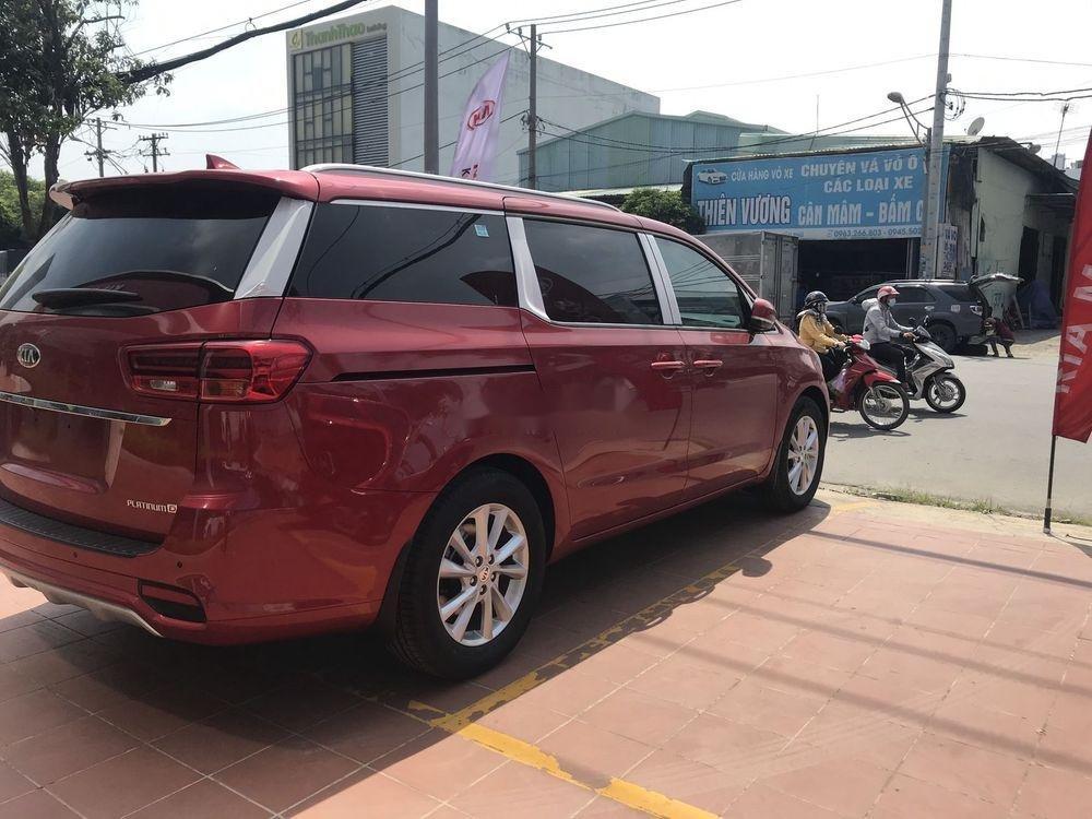 Bán xe Kia Sedona đời 2019, màu đỏ. Ưu đãi hấp dẫn (5)