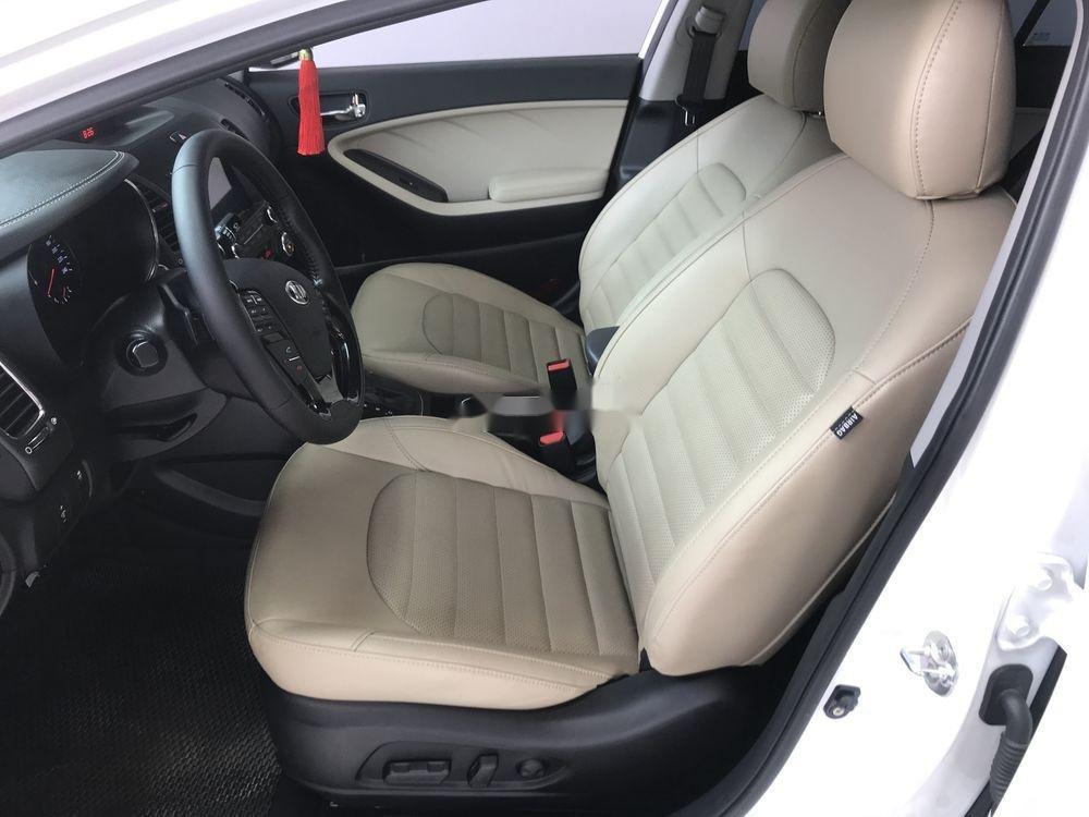 Bán xe Kia Cerato năm sản xuất 2018, màu trắng   (6)