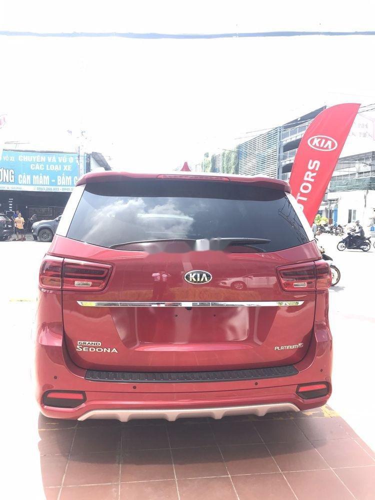 Bán xe Kia Sedona đời 2019, màu đỏ. Ưu đãi hấp dẫn (4)