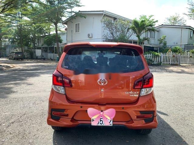 Bán Toyota Wigo 1.2 MT sản xuất năm 2019, nhập khẩu, xe gái thấp, giao nhanh (6)