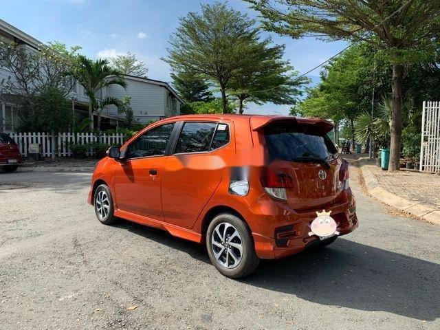Bán Toyota Wigo 1.2 MT sản xuất năm 2019, nhập khẩu, xe gái thấp, giao nhanh (5)
