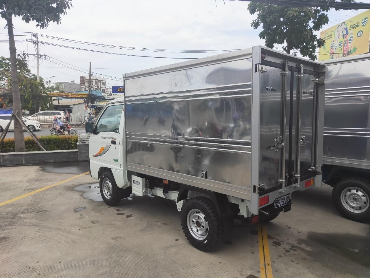 Bán xe tải Towner 800- tải trọng 900- Thùng dài 2,1m (3)