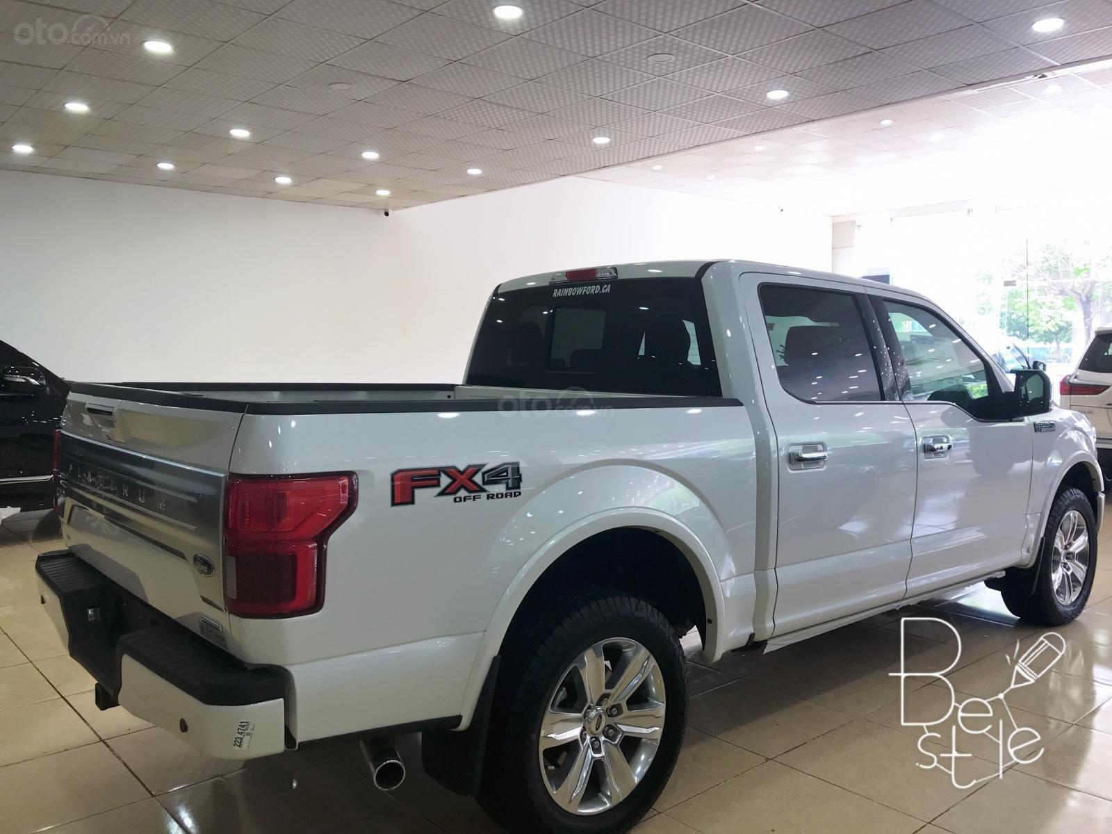 Siêu bán tải Ford F150 Limited 3.5, nhập Mỹ sx 2019, màu trắng, mới 100%, xe giao ngay (5)