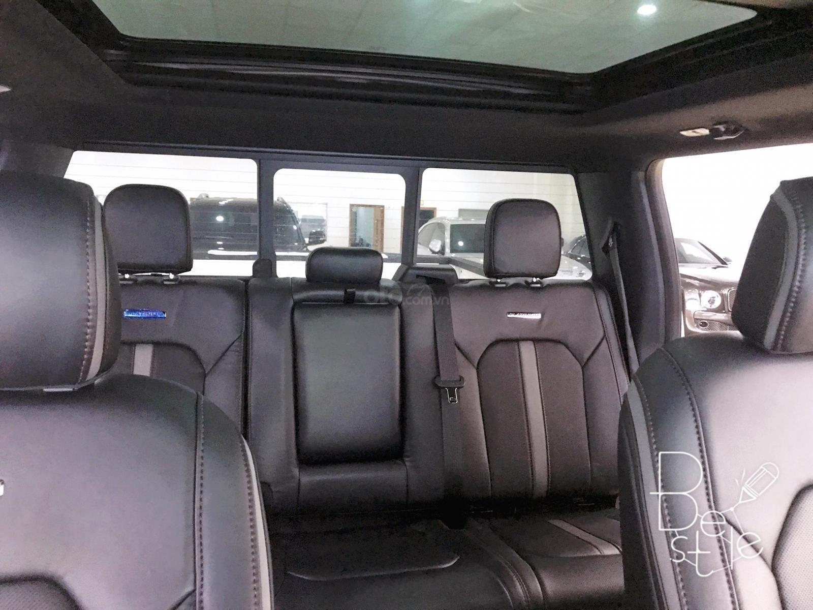 Siêu bán tải Ford F150 Limited 3.5, nhập Mỹ sx 2019, màu trắng, mới 100%, xe giao ngay (12)