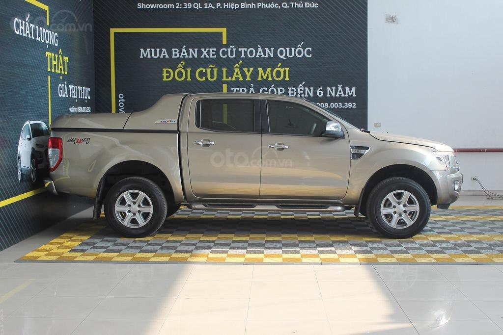 Ford Ranger 2.2MT 2014, có kiểm định chất lượng, trả góp 70% (5)