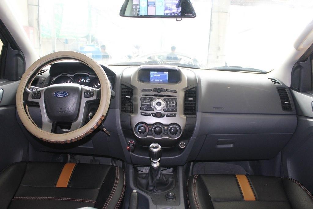 Ford Ranger 2.2MT 2014, có kiểm định chất lượng, trả góp 70% (9)