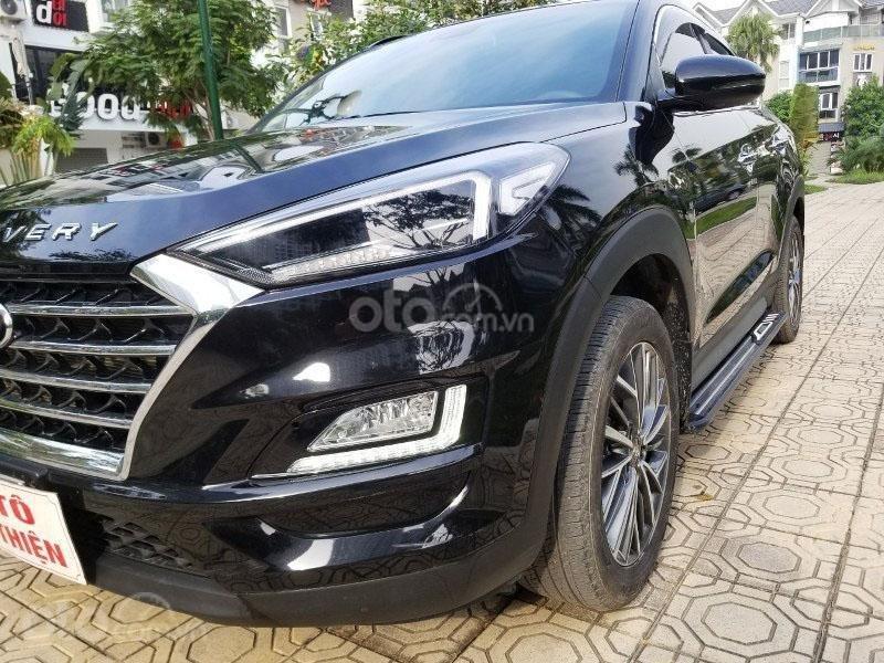 Bán chiếc xe Hyundai Tucson mới mua đầu 2019, màu đen, giá rẻ   (17)