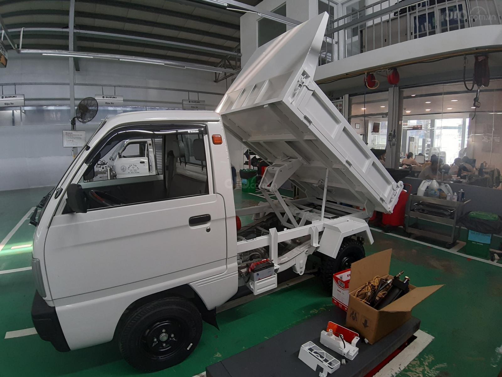 Xe tải Suzuki Ben giá hạt dẻ (4)