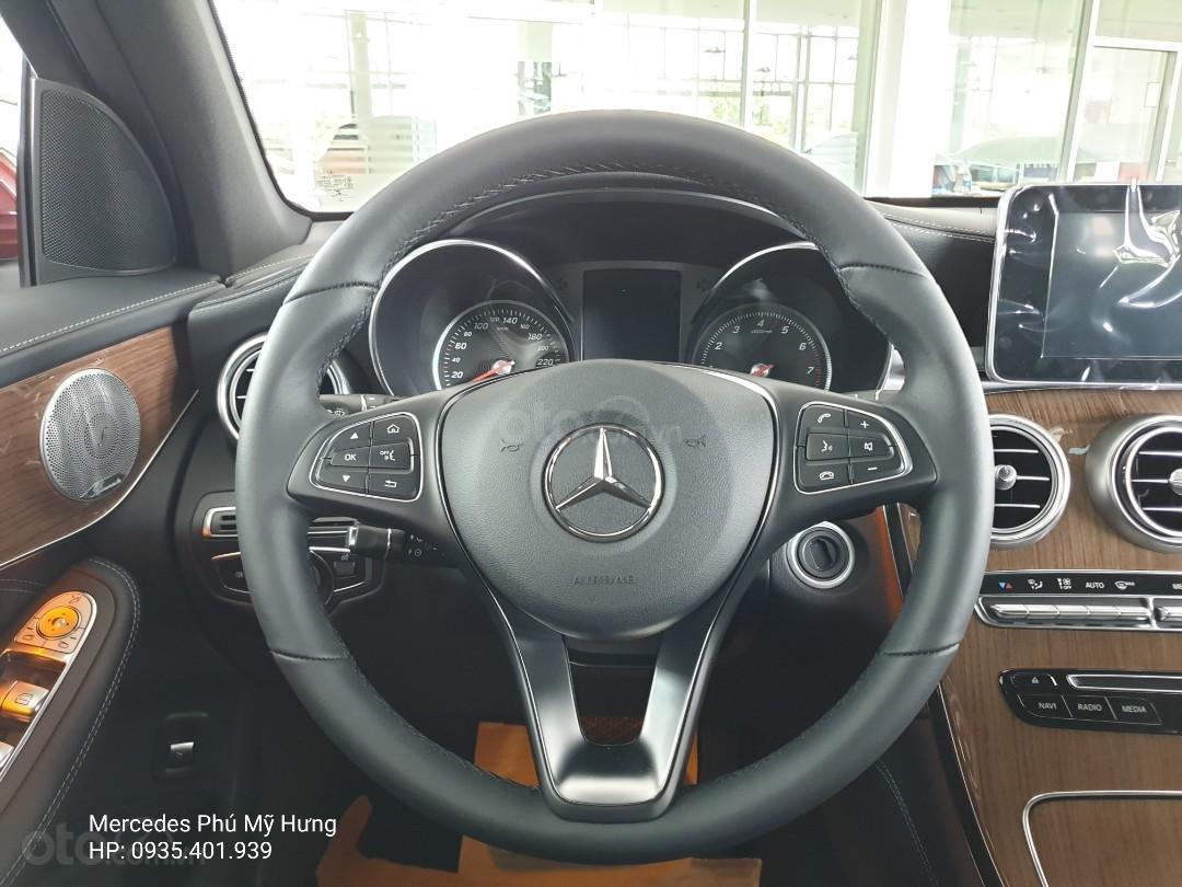 Giá Mercedes GLC 250 4Matic 2019, ưu đãi tết 2020, giảm giá trực tiếp, gói phụ kiện 50tr chính hãng (13)
