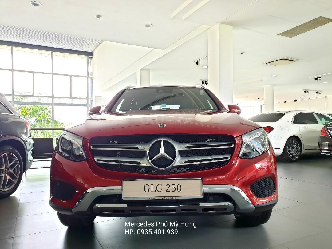Giá Mercedes GLC 250 4Matic 2019, ưu đãi tết 2020, giảm giá trực tiếp, gói phụ kiện 50tr chính hãng (3)