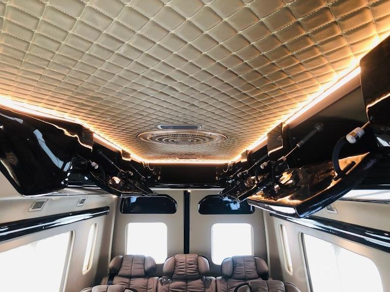 Solati Limousine- Chiếc xe dành cho đại gia đình (10)