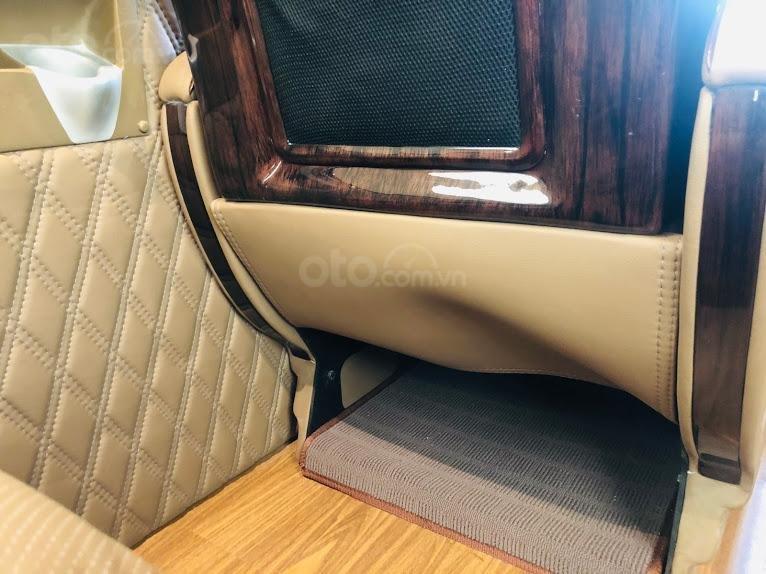 Solati Limousine- Chiếc xe dành cho đại gia đình (13)