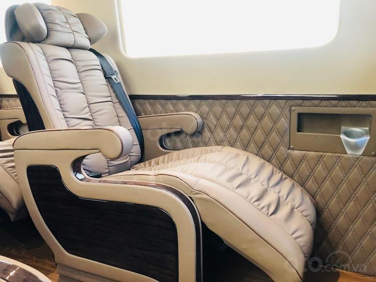 Solati Limousine- Chiếc xe dành cho đại gia đình (3)