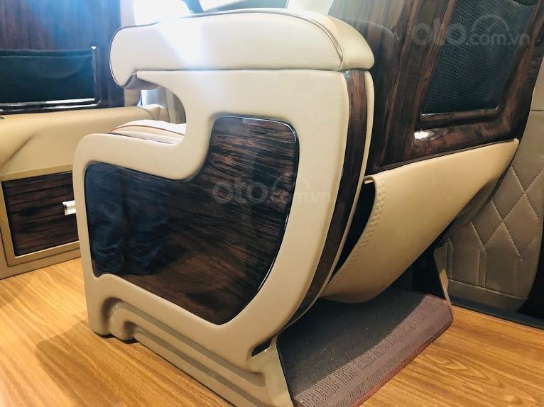 Solati Limousine- Chiếc xe dành cho đại gia đình (16)