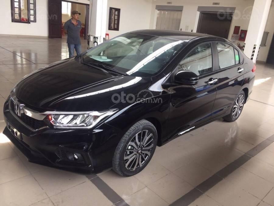 Bán xe Honda City sản xuất 2019, màu đen, giá 504 triệu (7)