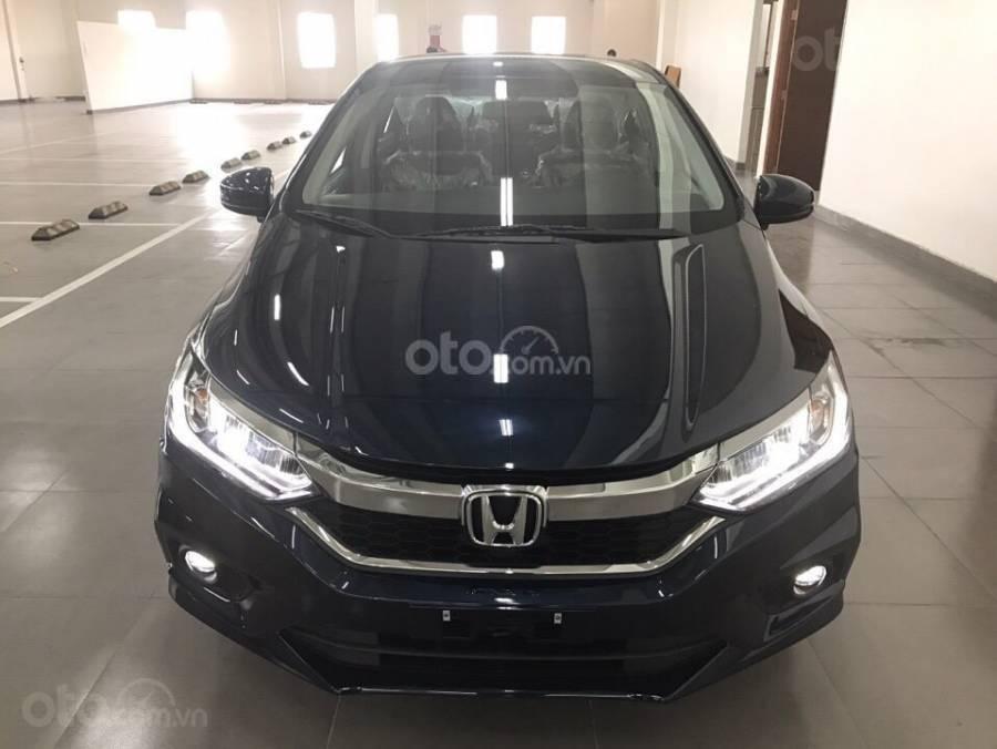 Bán xe Honda City sản xuất 2019, màu đen, giá 504 triệu (4)