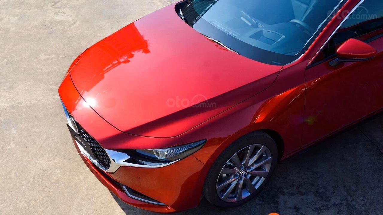 Cần bán Mazda 3 Sport 2020, màu đỏ, giá tốt (1)