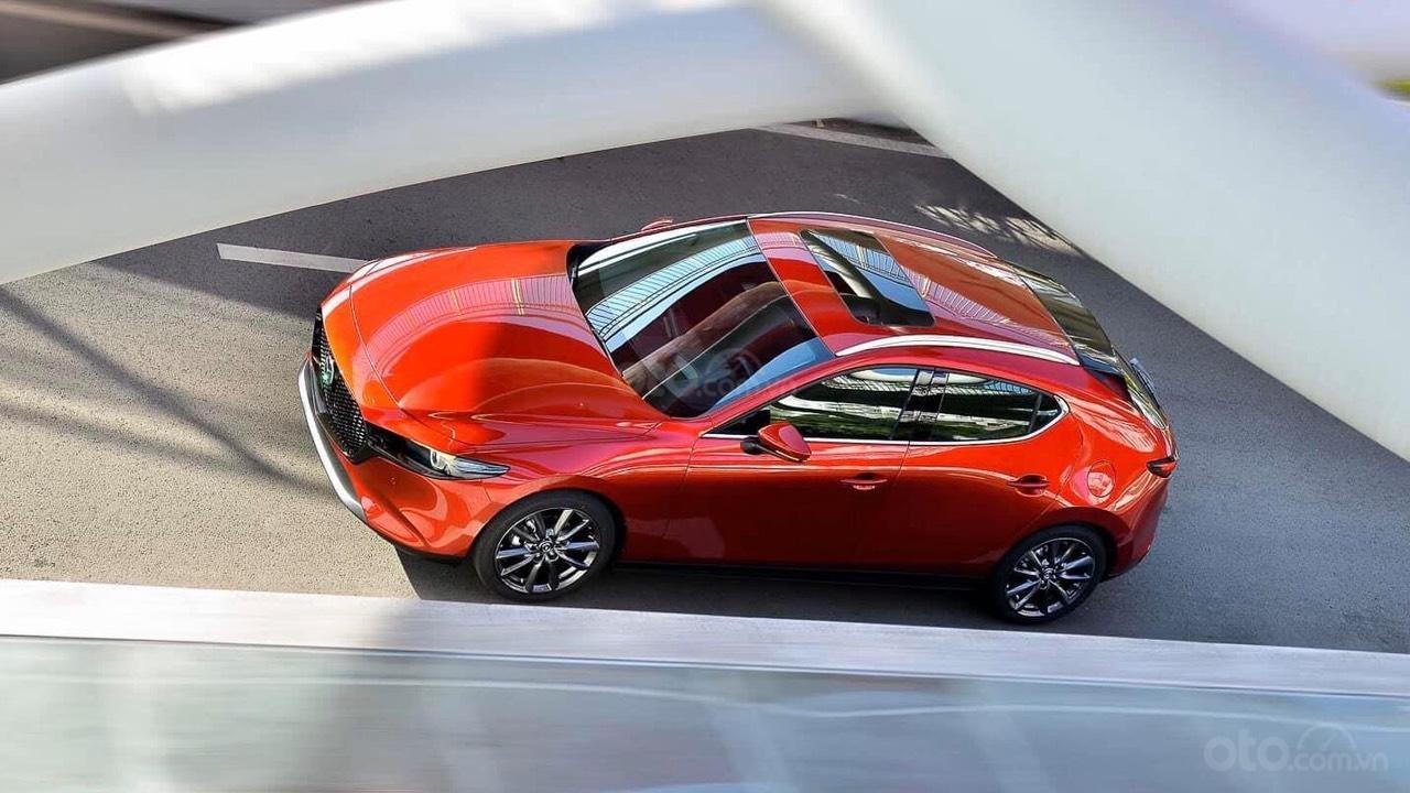 Cần bán Mazda 3 Sport 2020, màu đỏ, giá tốt (2)