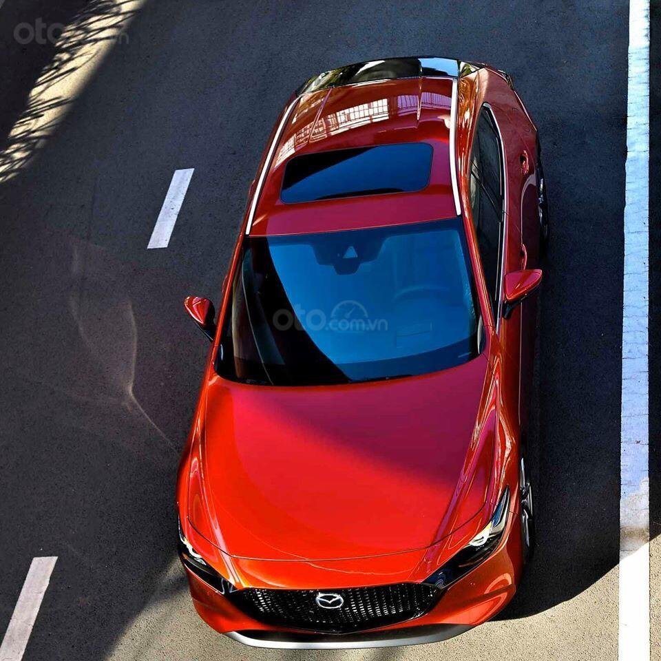 Cần bán Mazda 3 Sport 2020, màu đỏ, giá tốt (4)